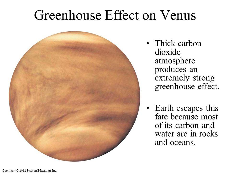 Greenhouse Effect on Venus