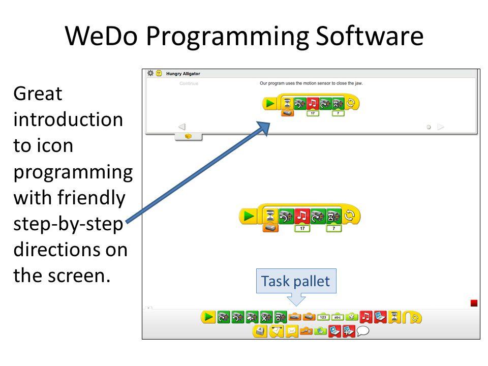 WeDo Programming Software