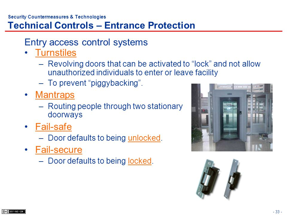 Entry access control systems Turnstiles