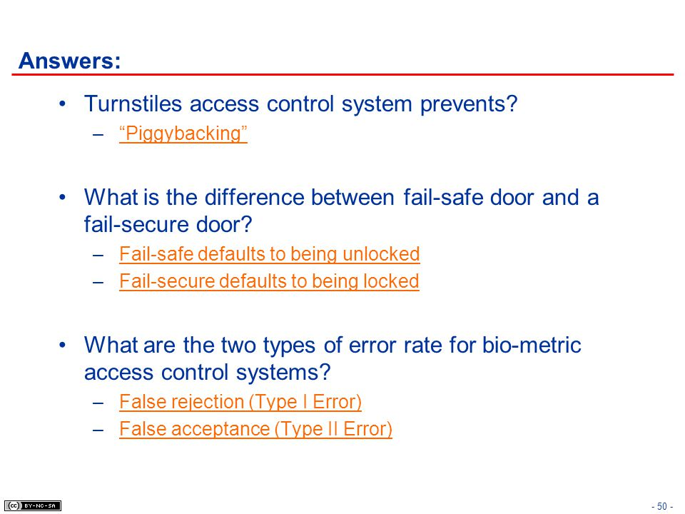 Turnstiles access control system prevents