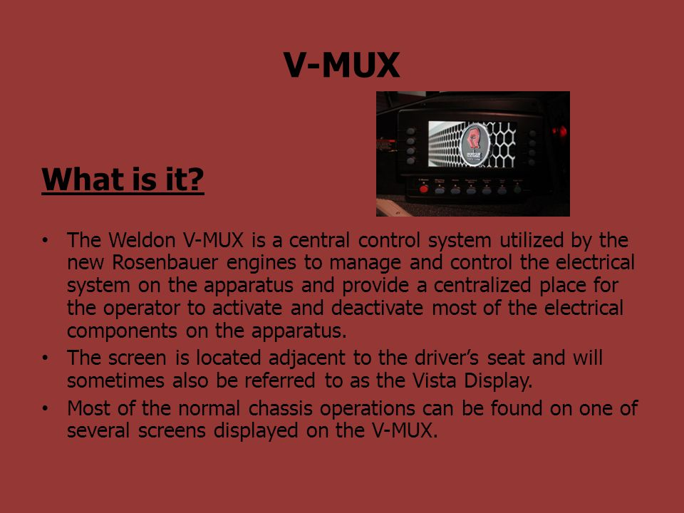 V-MUX What is it