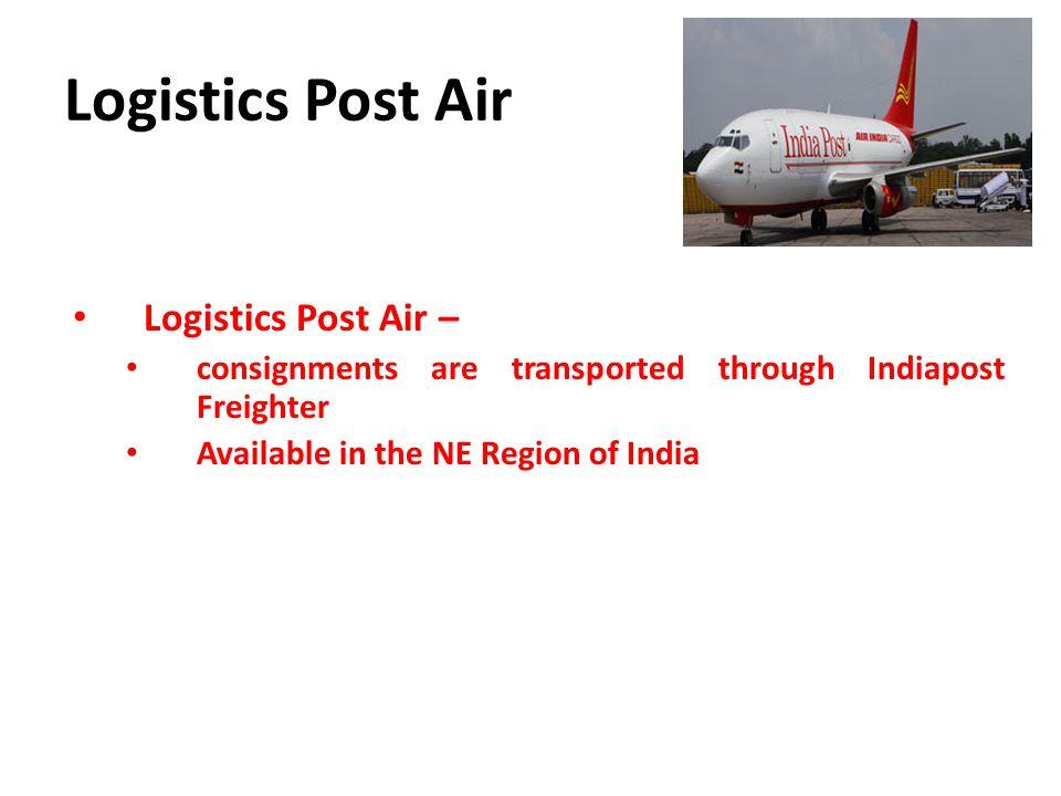 Logistics Post Air Logistics Post Air –