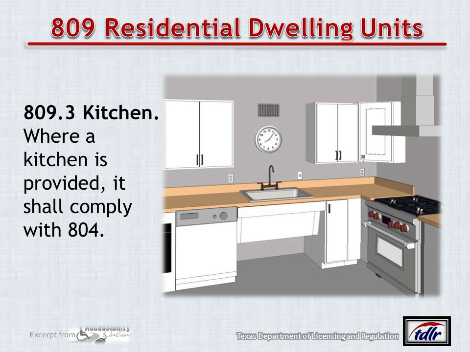 809 Residential Dwelling Units