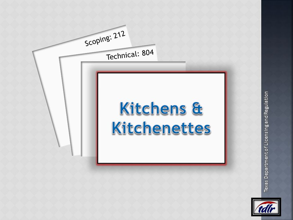 Kitchens & Kitchenettes