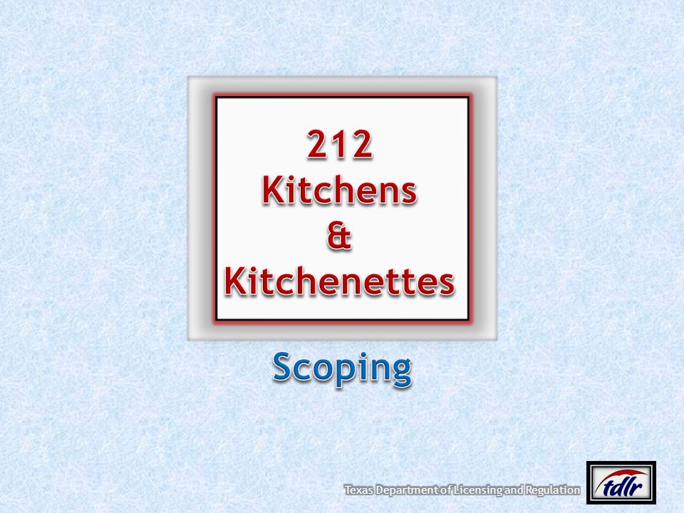 212 Kitchens & Kitchenettes