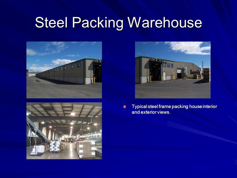Steel Packing Warehouse