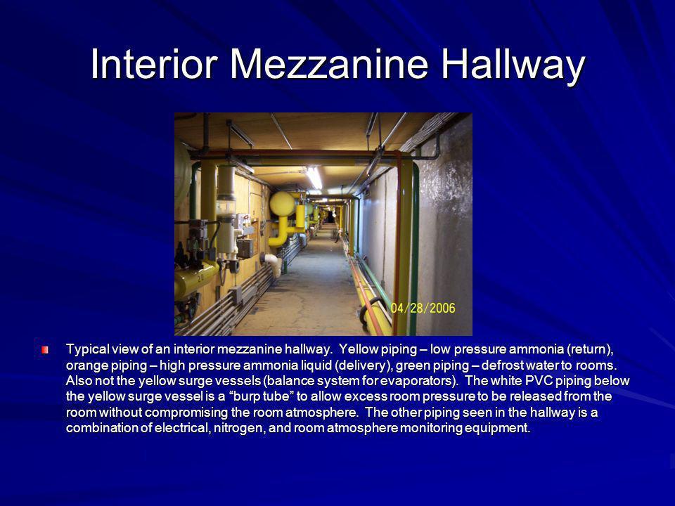 Interior Mezzanine Hallway