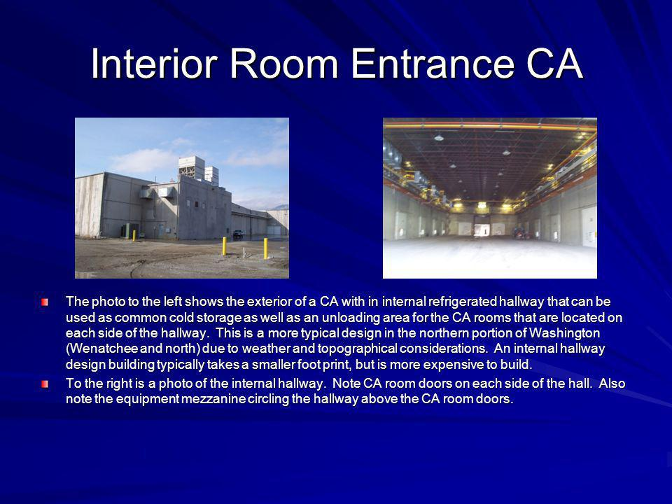 Interior Room Entrance CA