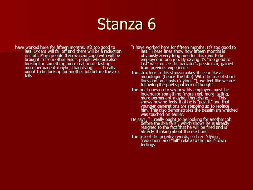 Stanza 6