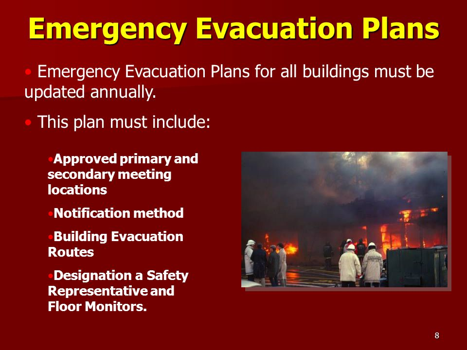 Fire And Life Safety Training Ppt Video Online Download