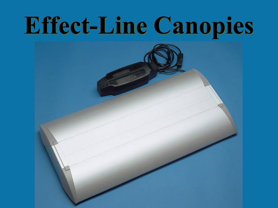 Effect-Line Canopies