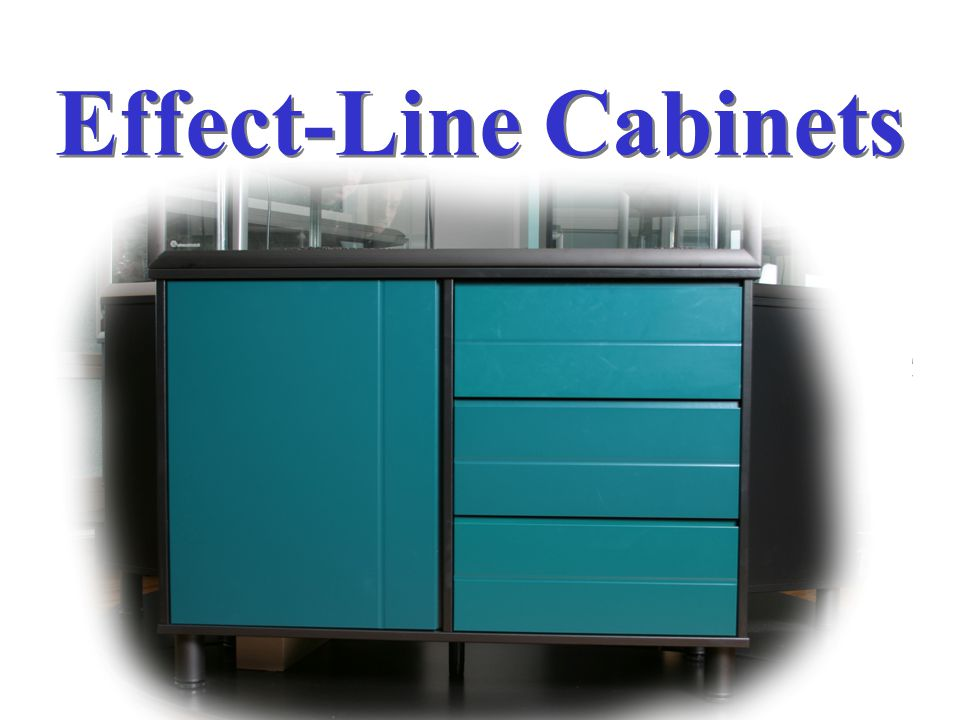 Effect-Line Cabinets A beautiful furniture in your home.