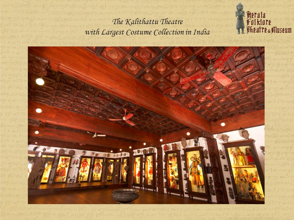 The Kalithattu Theatre with Largest Costume Collection in India