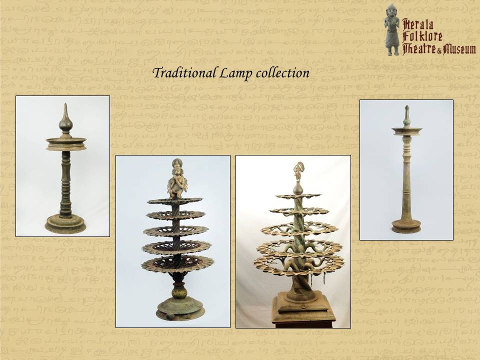 Traditional Lamp collection