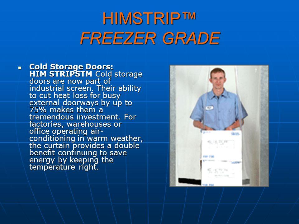 HIMSTRIP™ FREEZER GRADE