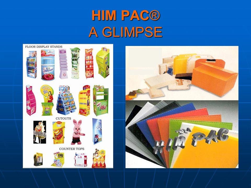 HIM PAC® A GLIMPSE