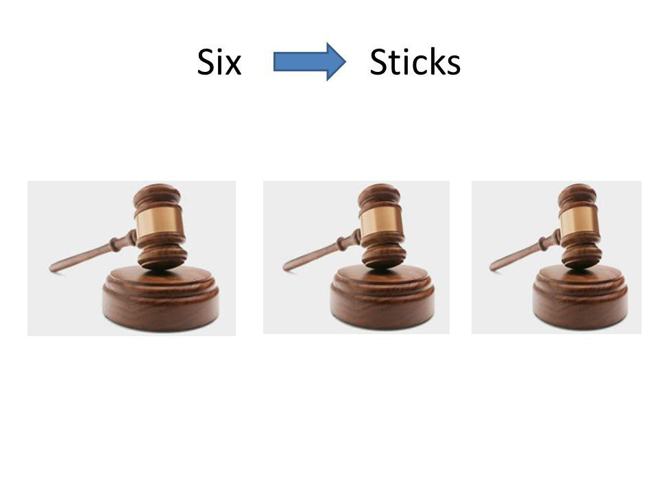 Six Sticks