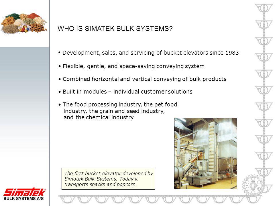 WHO IS SIMATEK BULK SYSTEMS