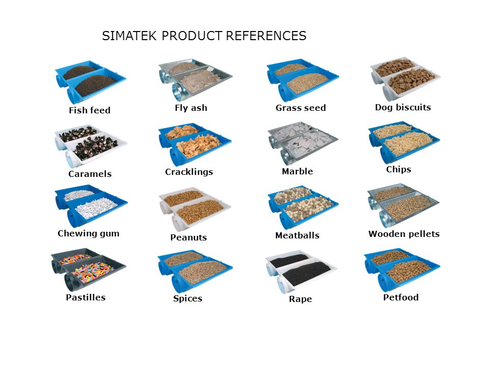 SIMATEK PRODUCT REFERENCES
