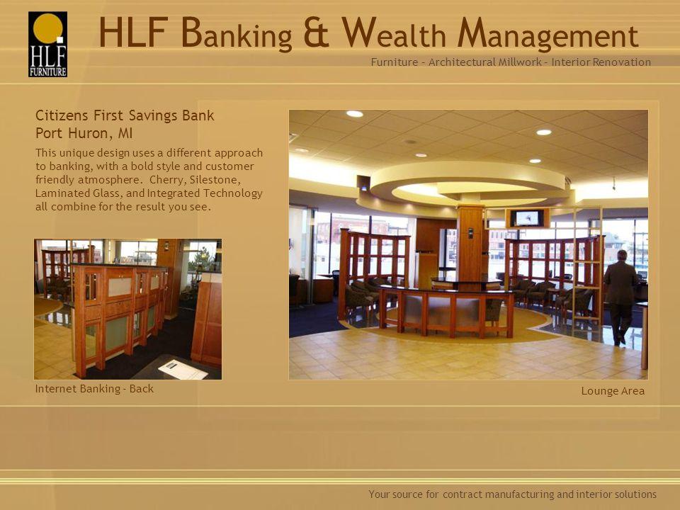 HLF Banking & Wealth Management