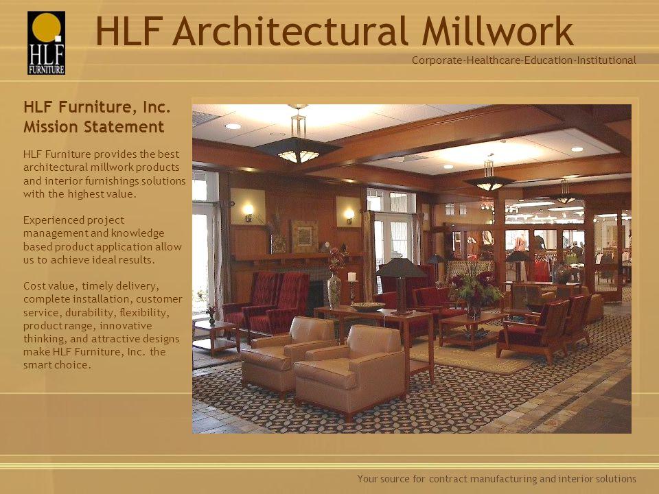 HLF Architectural Millwork