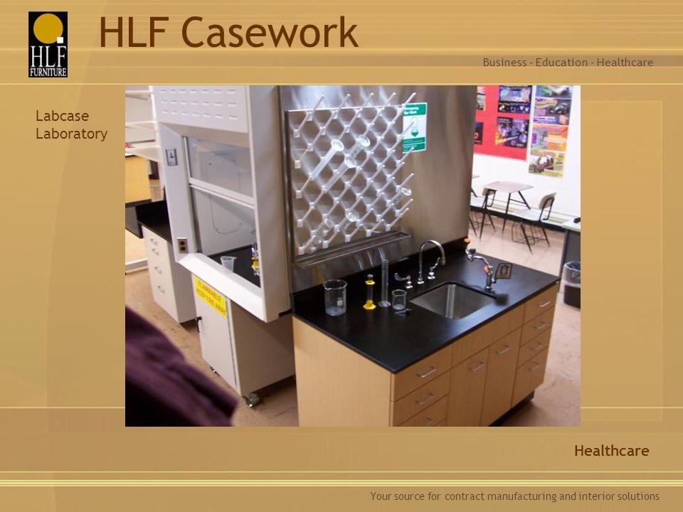 HLF Casework Labcase Laboratory Healthcare