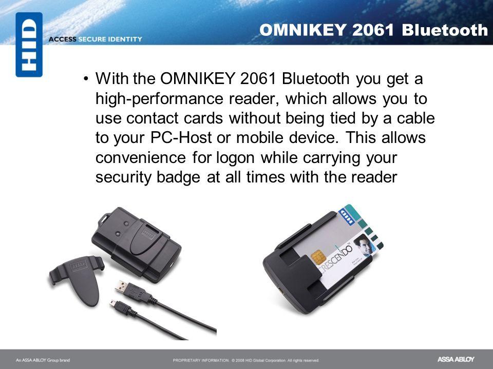 OMNIKEY 2061 Bluetooth