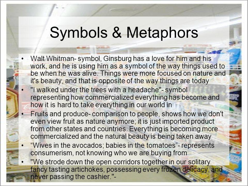 Symbols & Metaphors