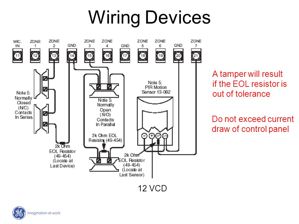 Wiring+Devices+A+tamper+will+result+if+the+EOL+resistor+is concord 4 security system advanced training ppt video online eol resistor wiring diagram at nearapp.co