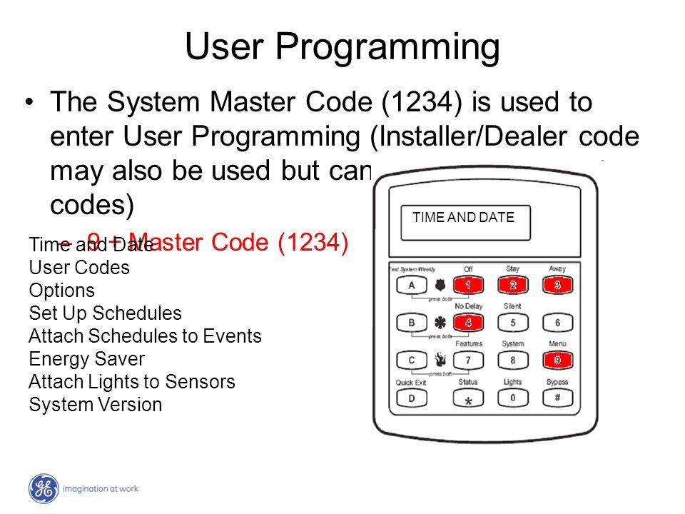 User Programming