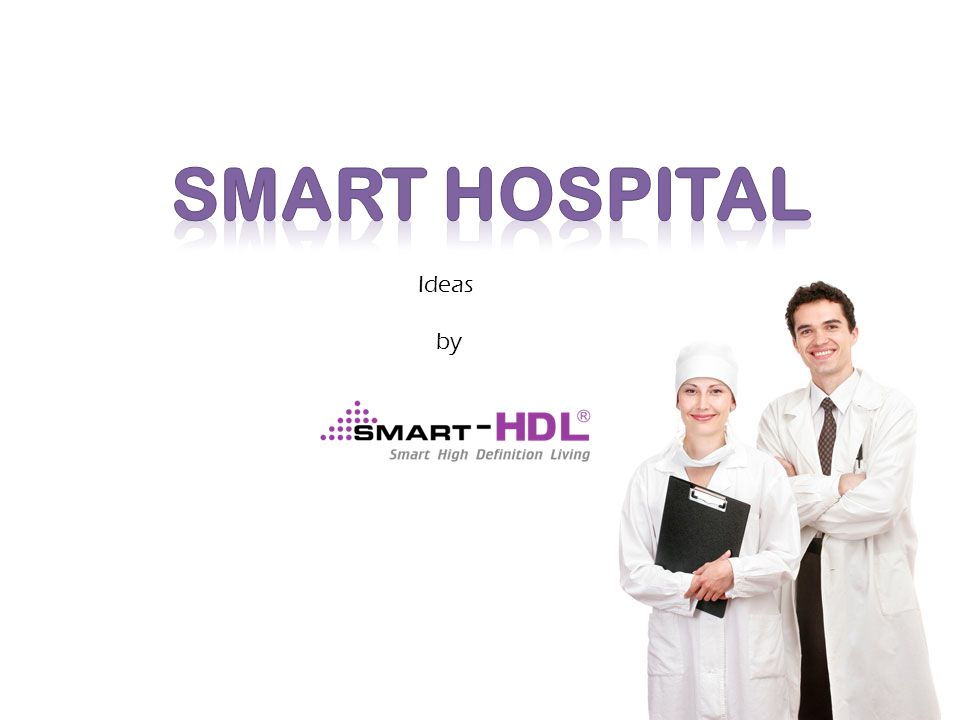 Smart hospital Ideas by
