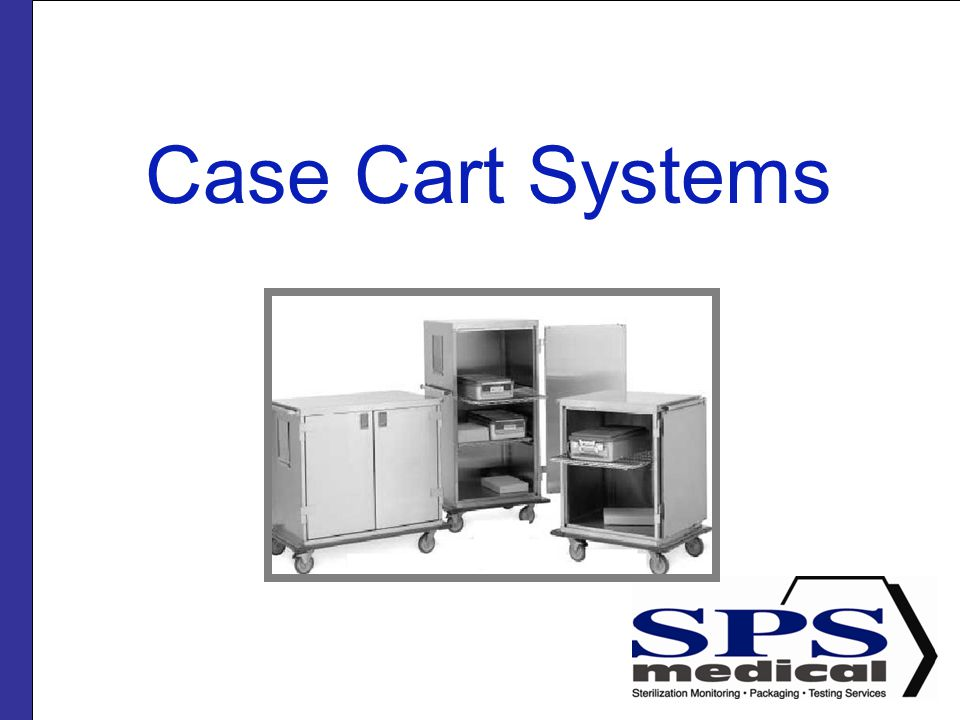 Case Cart Systems