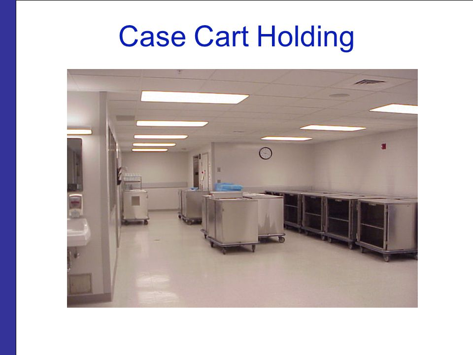 Case Cart Holding