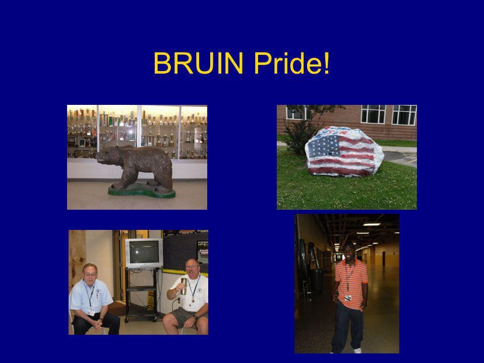 BRUIN Pride!