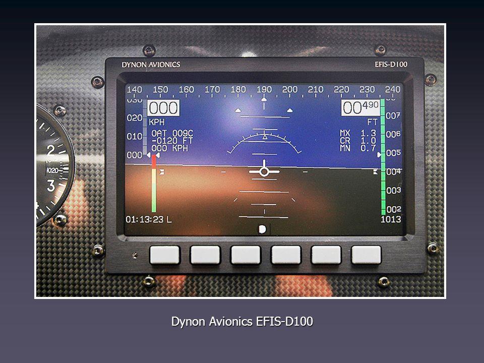 Dynon Avionics EFIS-D100