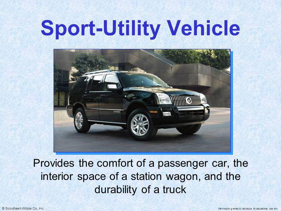 Sport-Utility Vehicle