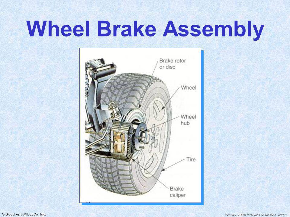 Wheel Brake Assembly