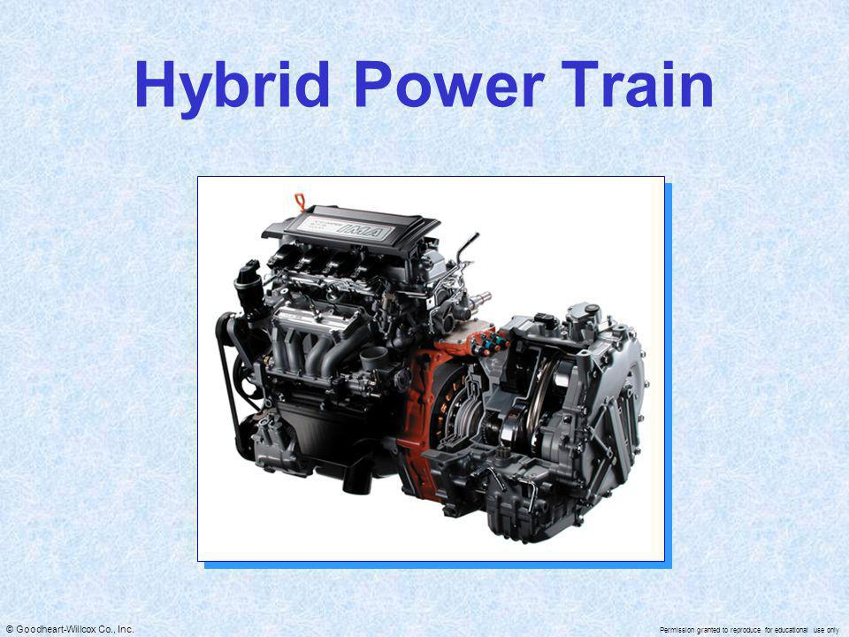Hybrid Power Train