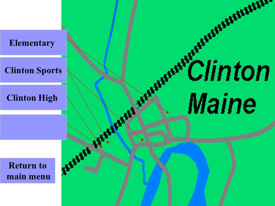 Elementary Clinton Sports Clinton High Return to main menu