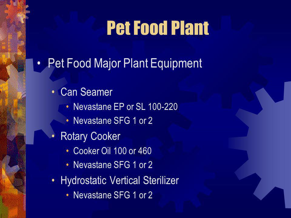 Pet Food Plant Pet Food Major Plant Equipment Can Seamer Rotary Cooker