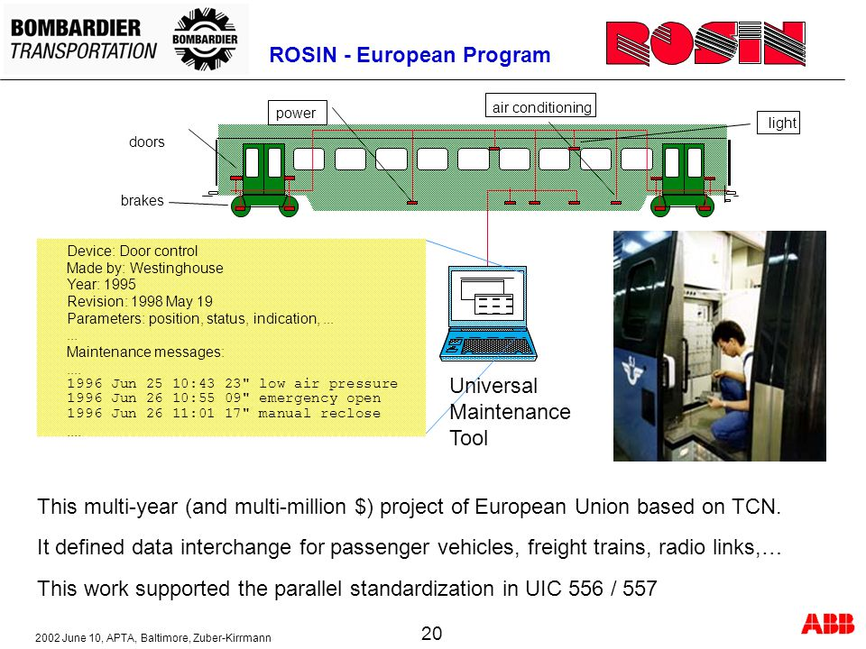 ROSIN - European Program