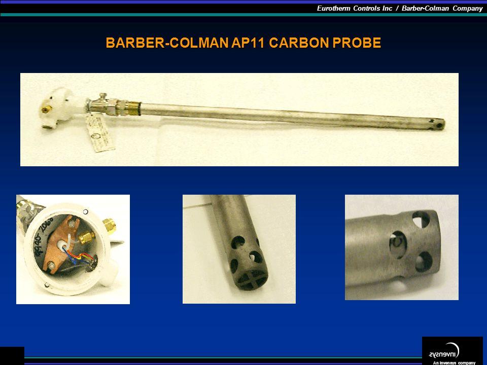 BARBER-COLMAN AP11 CARBON PROBE
