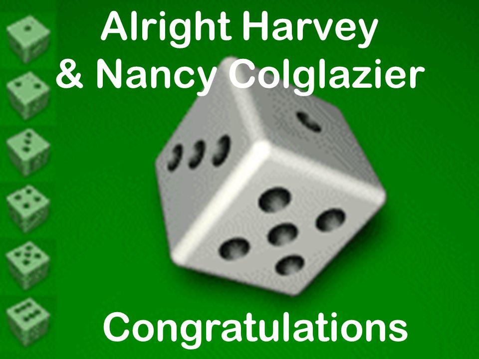 Alright Harvey & Nancy Colglazier