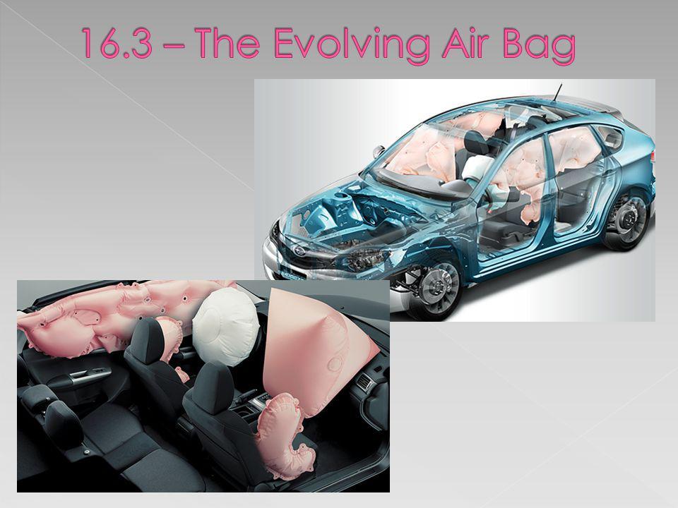16.3 – The Evolving Air Bag