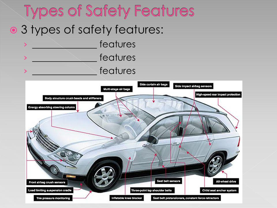 Types of Safety Features