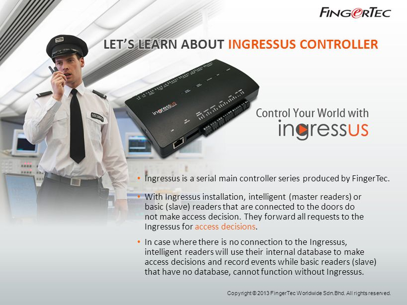 LET'S LEARN ABOUT INGRESSUS CONTROLLER