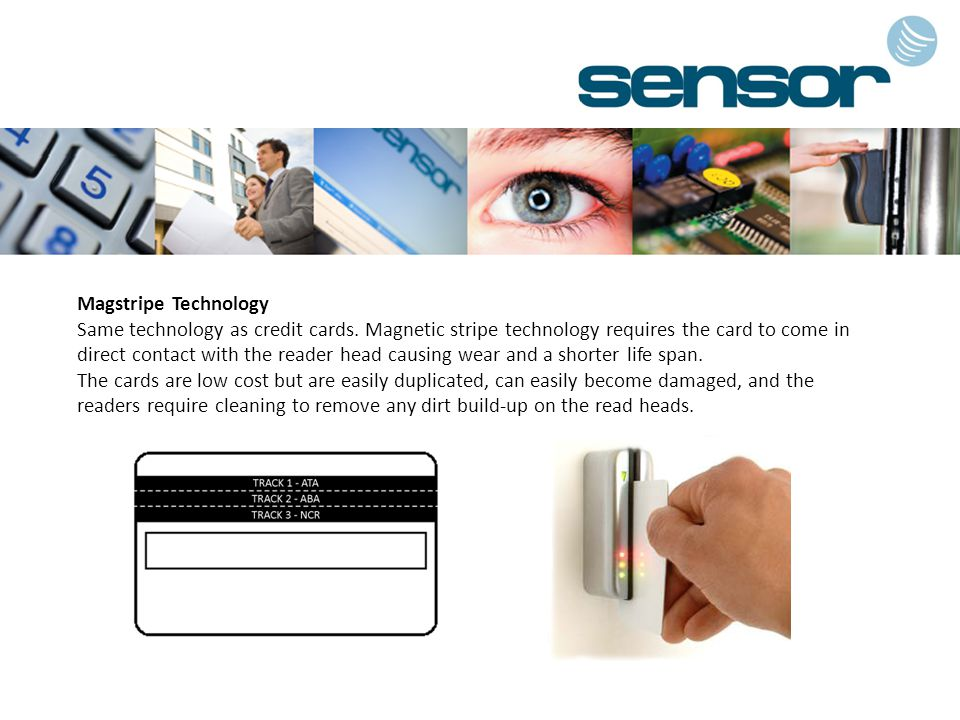 Magstripe Technology