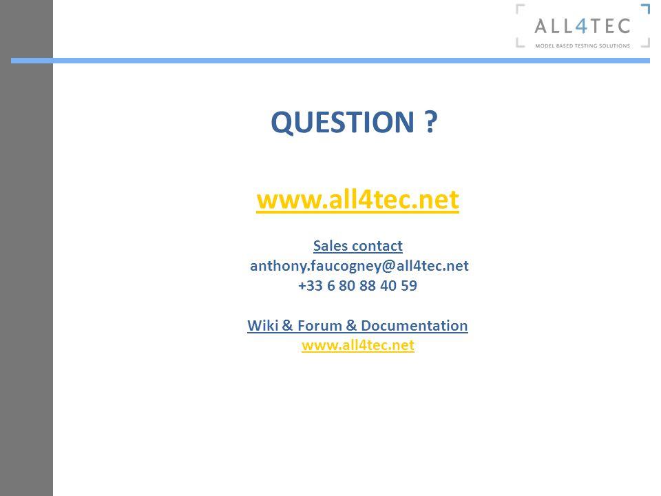 Wiki & Forum & Documentation