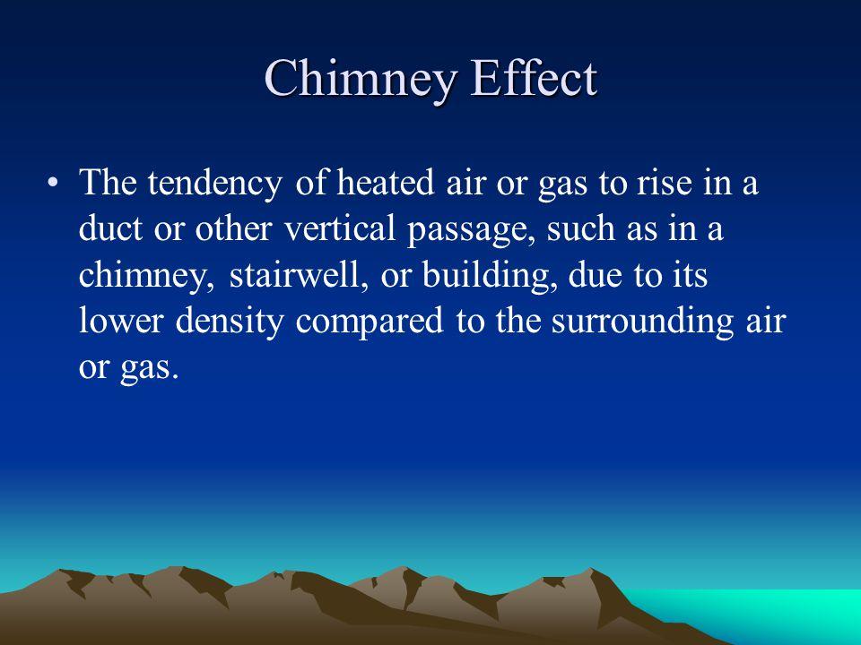 Chimney Effect