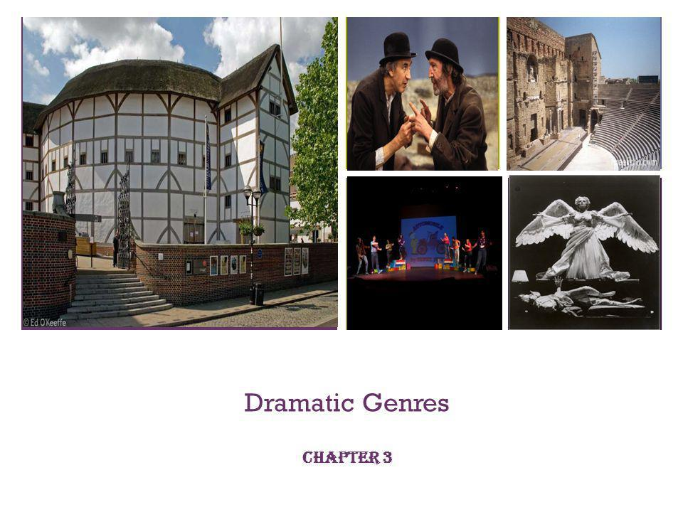 Dramatic Genres Chapter 3